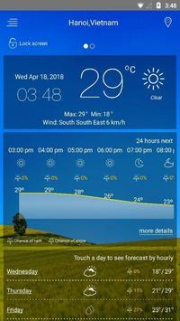 Prakiraan Cuaca apk screenshot