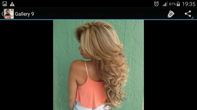 Daily  Hairstyles apk screenshot