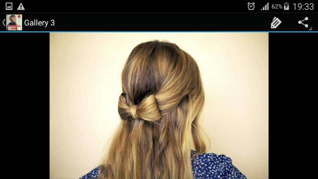 Daily  Hairstyles apk screenshot