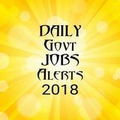 Daily Govt Jobs Alerts-2018 icon