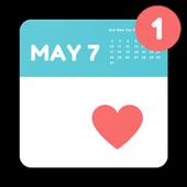Daily life: Social diary icon