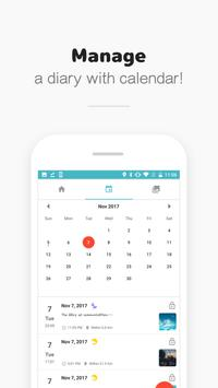 Daily life: Social diary apk screenshot