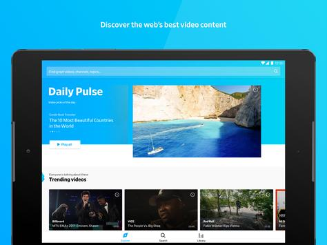 Dailymotion: Explore and watch videos apk स्क्रीनशॉट