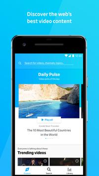 Dailymotion: Explore and watch videos पोस्टर