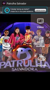 Patrulha Salvadora poster