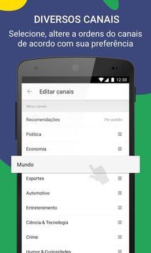 Hoje Notícias: Vídeos e Notícias do Brasil & Mundo apk screenshot