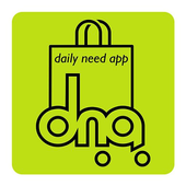 DNA Online Store Application icon