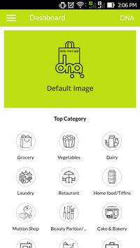 DNA Online Store Application screenshot 1