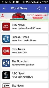 Daily Nigerian News Updates screenshot 1