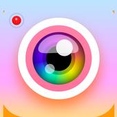 Sweet Camera - Selfie Filters, Beauty Camera-icoon