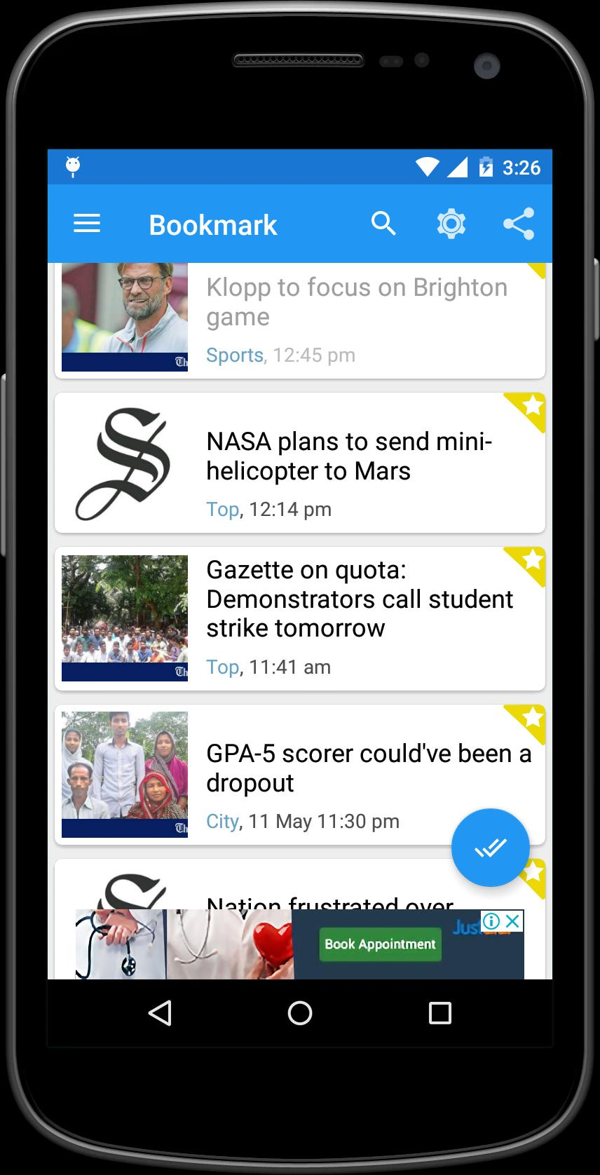 Daily Star Bangladesh for Android - APK Download