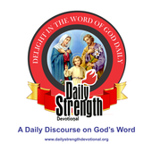 Daily Strength Devotional icon