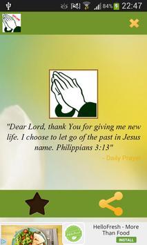 Best Daily Christian Prayers - Offline Prayers poster
