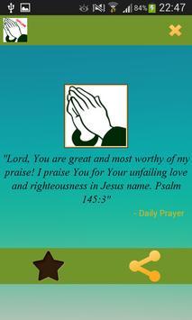 Best Daily Christian Prayers - Offline Prayers screenshot 2