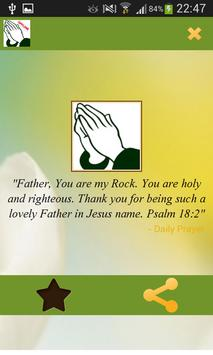 Best Daily Christian Prayers - Offline Prayers screenshot 3