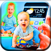 Baby Phone Screen Show icon