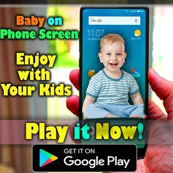 Baby Phone Screen Show apk screenshot