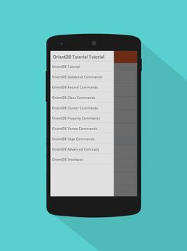 Learn OrientDB apk screenshot