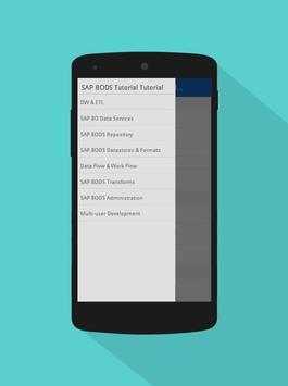 Learn SAP BODS screenshot 1