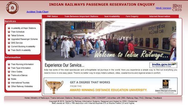 Indian Railways Enquiry screenshot 3