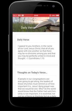 NIV Bible скриншот 9