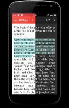 NIV Bible скриншот 1