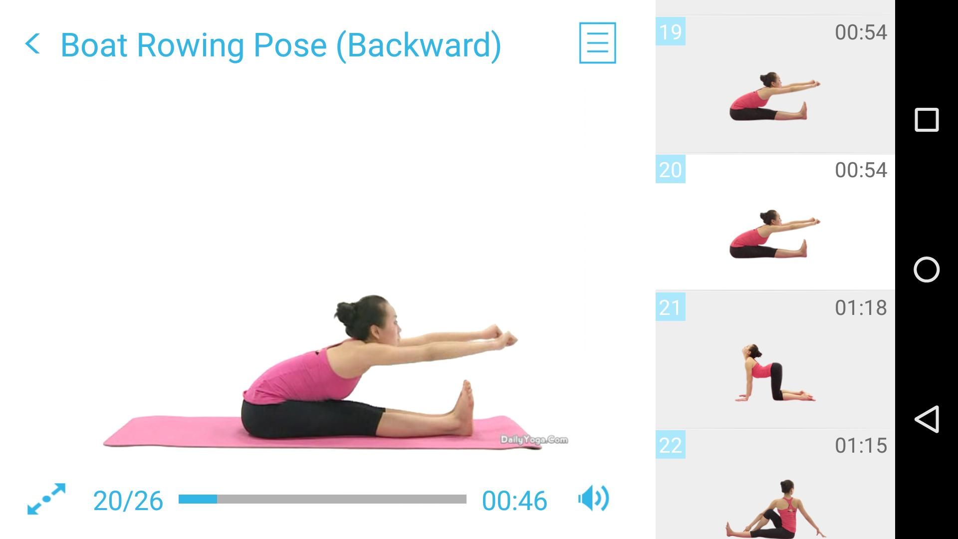 Postnatal Yoga for Android - APK Download