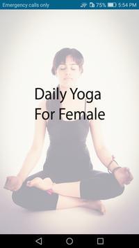 Daily yoga - Female Fitness - Workout screenshot 4