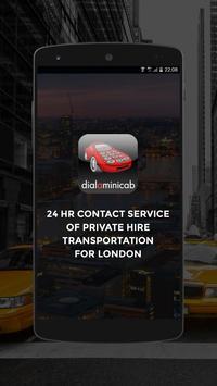 Dial A Minicab poster
