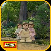 New LEGO Jurassic World Guide icon