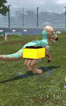 New LEGO Jurassic World Guide poster