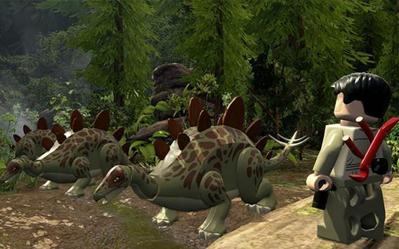 New LEGO Jurassic World Guide apk screenshot