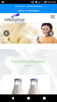 Milk Partner poster