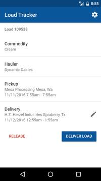 Load Tracker apk screenshot