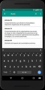 Código de Policía Colombia screenshot 4