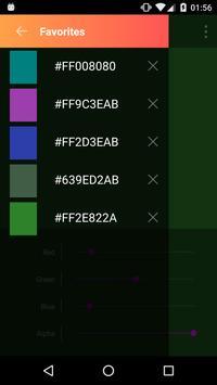 ColorMixer screenshot 1