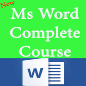 Learn Ms Word ikona