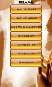 Belajar Ilmu Tajwid apk screenshot