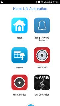 Home Life Automation poster