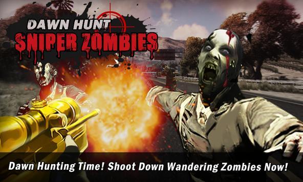 Age of Zombie Sniper apk screenshot