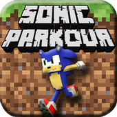 Sonic Parkour MCPE Map icon