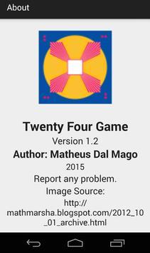 TwentyFour Solver screenshot 1
