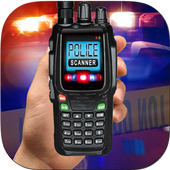 Real Live Police Scanner Radio icon
