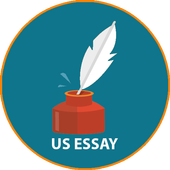 Essay with US culture icon
