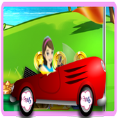 Racing game Danyah and Azouz icon