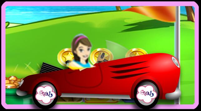 Racing game Danyah and Azouz apk screenshot