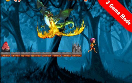 Castle Jungle Run V3 screenshot 3