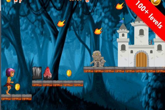 Castle Jungle Run V3 screenshot 5