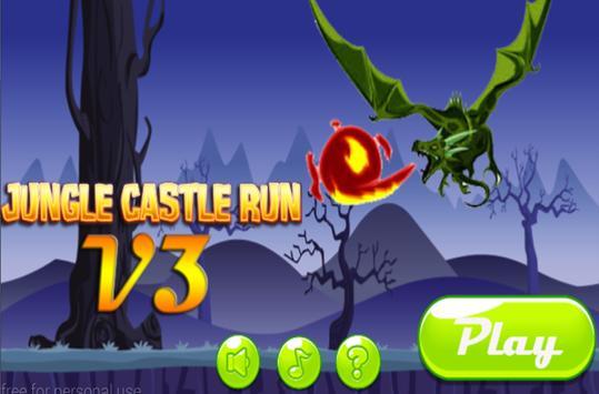 Castle Jungle Run V3 poster