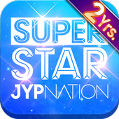 SuperStar JYPNATION アイコン